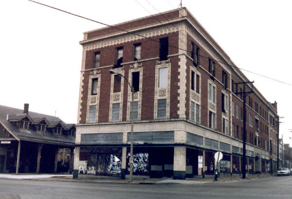 Wellston Loop Building