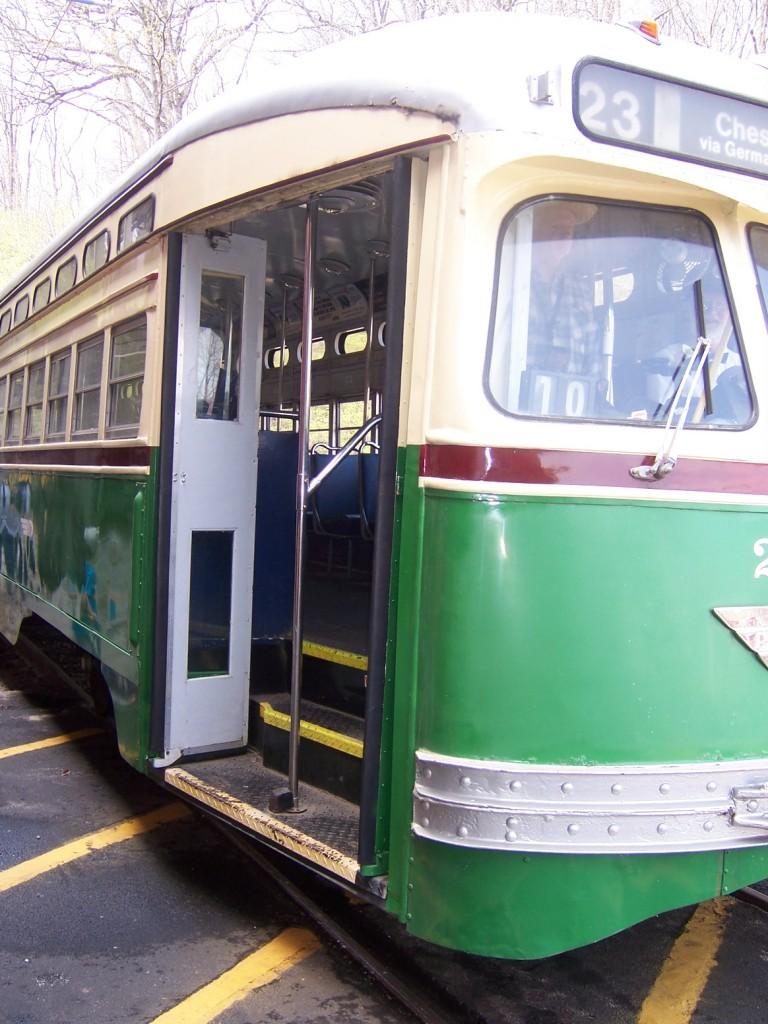 Streetcar Door