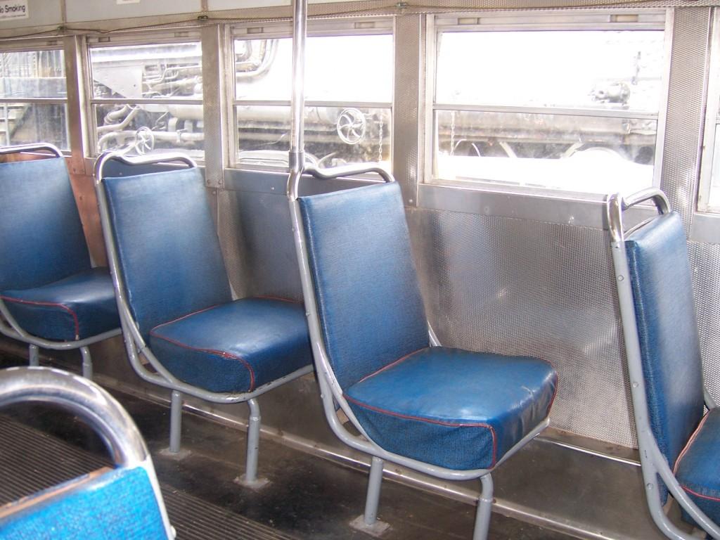 Streetcar Seats