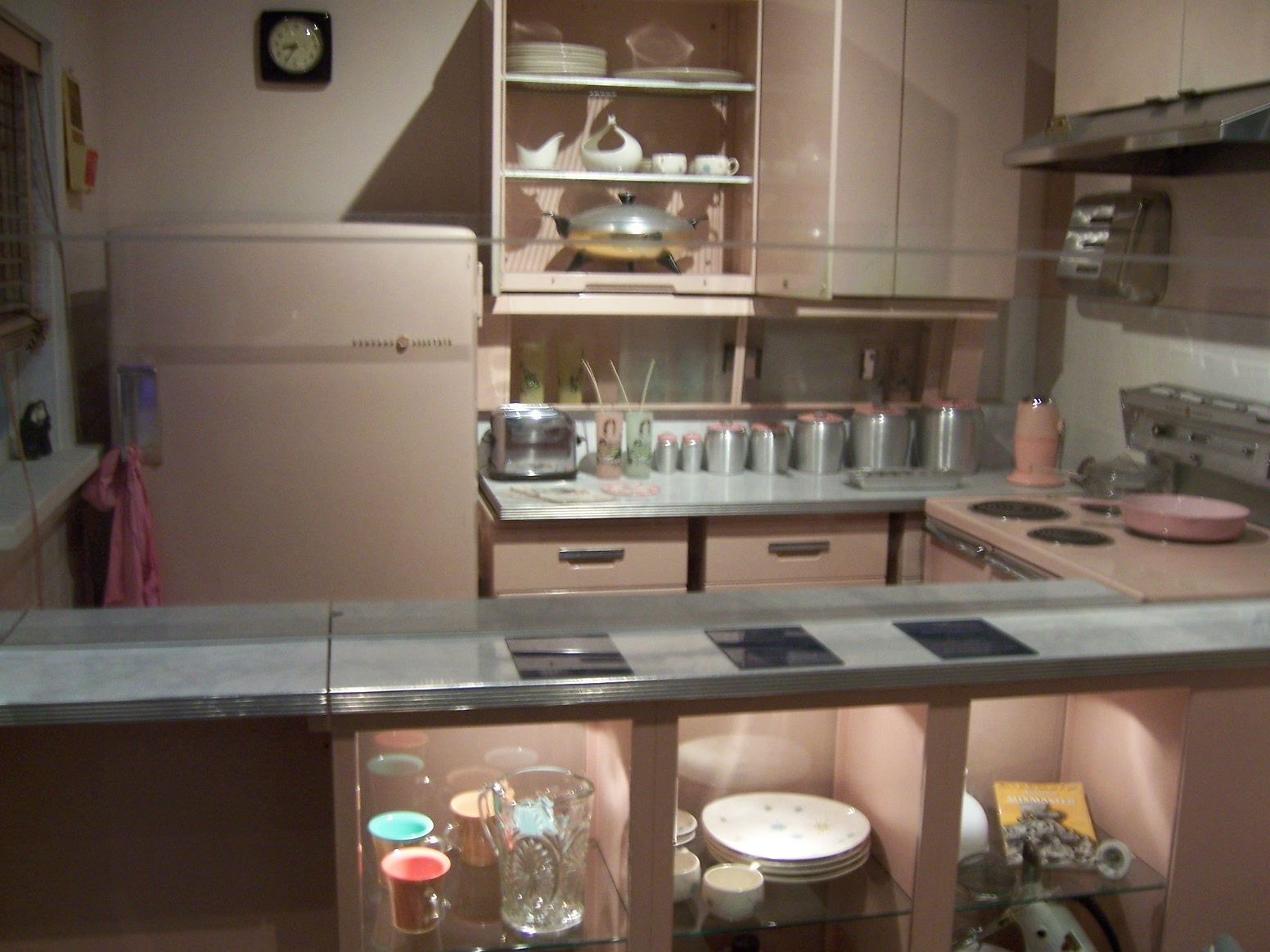 St. Ann Exhibit Kitchen