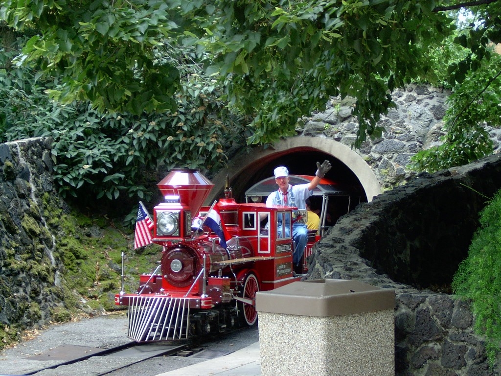 St. Louis Zoo Train